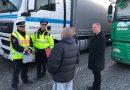 54 Fahrzeugführern die Weiterfahrt aufgrund von Alkoholgenuss präventiv untersagt