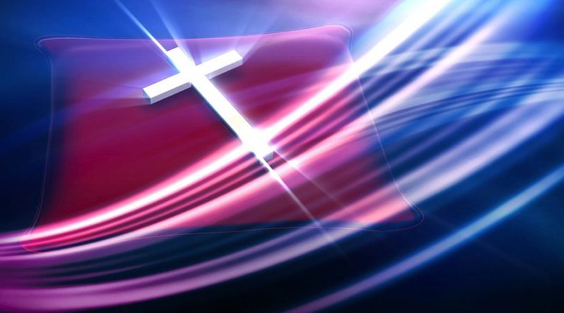 Die Pop Up-Kirche begleitet die EVI Lichtungen