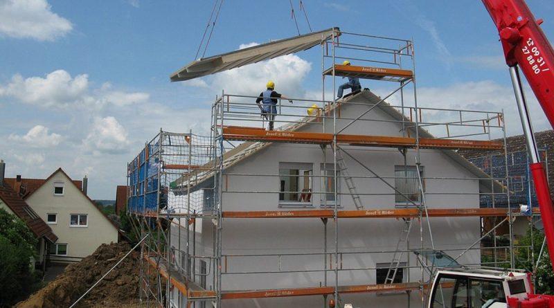 Bauhauptgewerbe erzielte im ersten Halbjahr 2019 ein Umsatzplus von über 14%