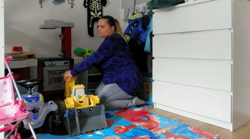 Durchatmen für alleinerziehende Mütter