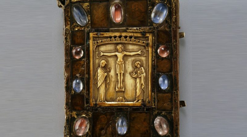 Wertvolle Stücke des Hildesheimer Domschatzes werden in Basel ausgestellt