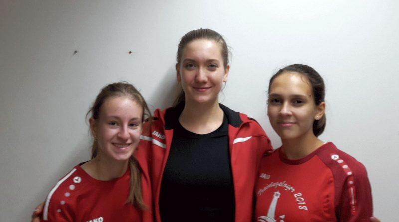 Die TKJ Sarstedt Leichtathletikabteilung blickt zufrieden auf das erste Jahr Leistungssportförderung zurück